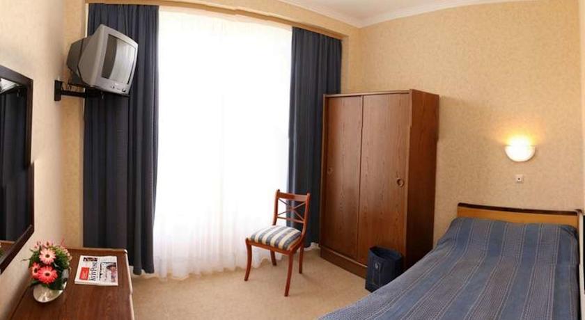 ドニプロ ホテル シングル