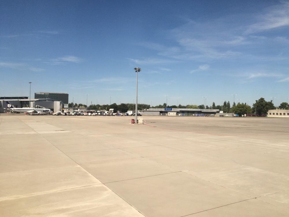 ワルシャワ・ショパン空港_1