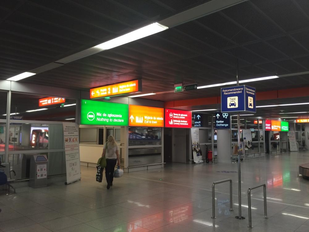 ワルシャワ・ショパン空港_2