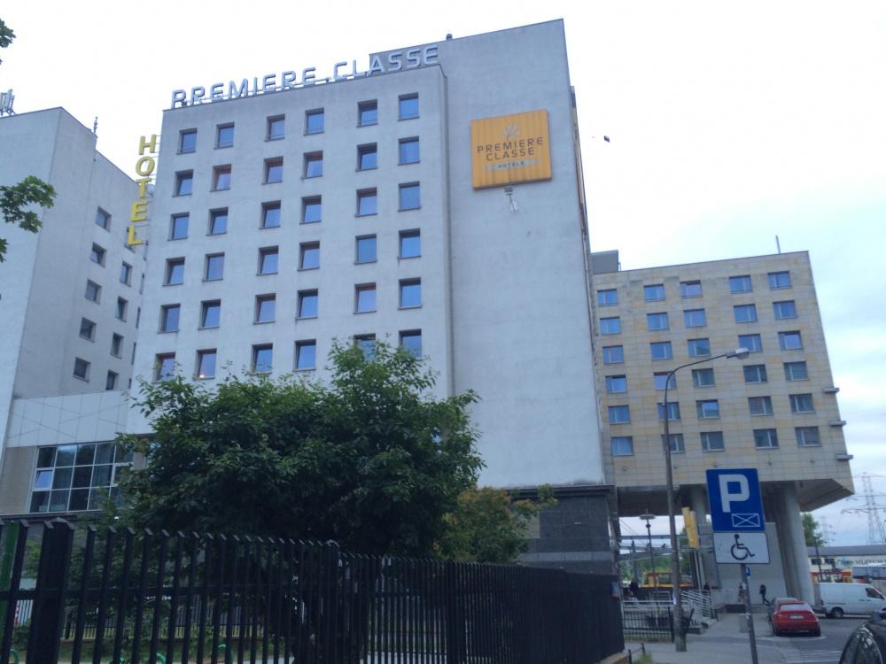 ワルシャワのホテル