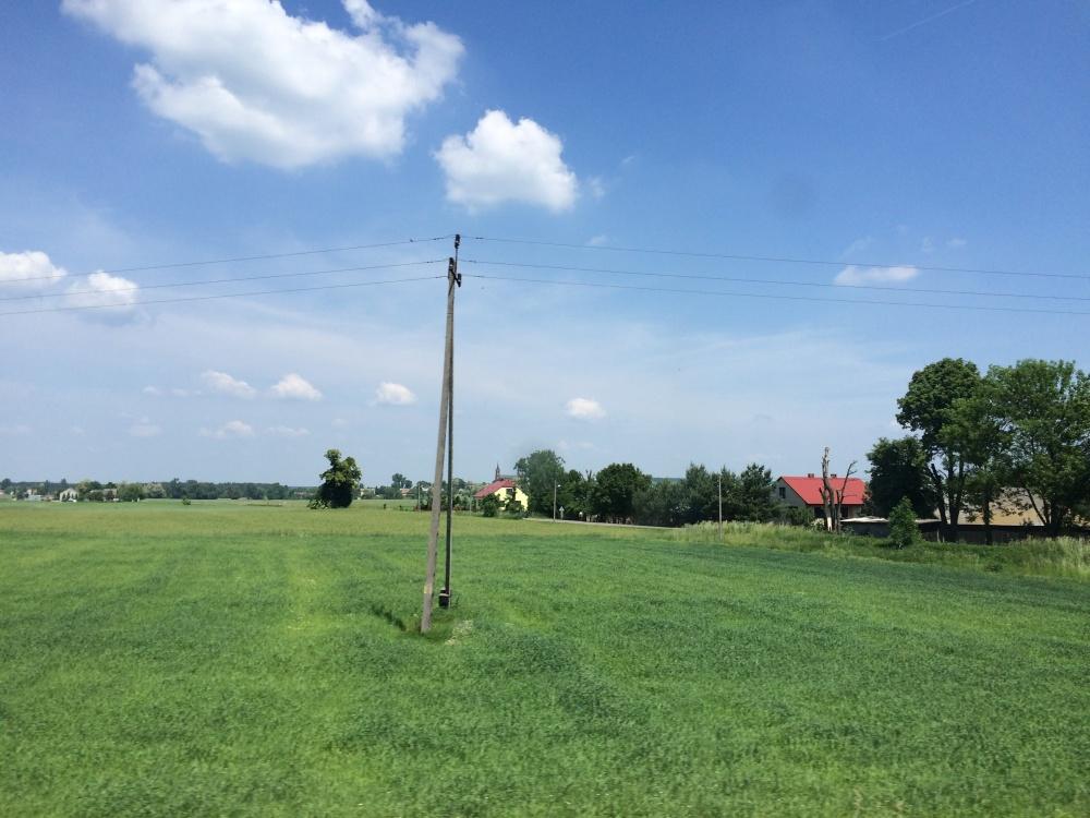 ポーランドの田園風景_4