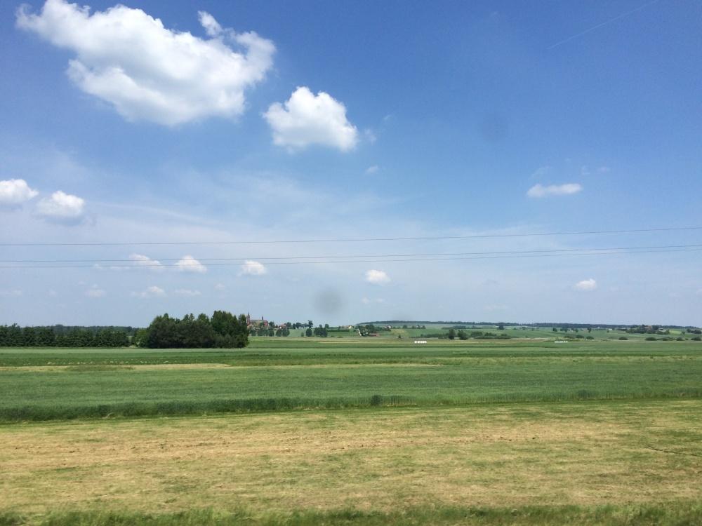 ポーランドの田園風景_5