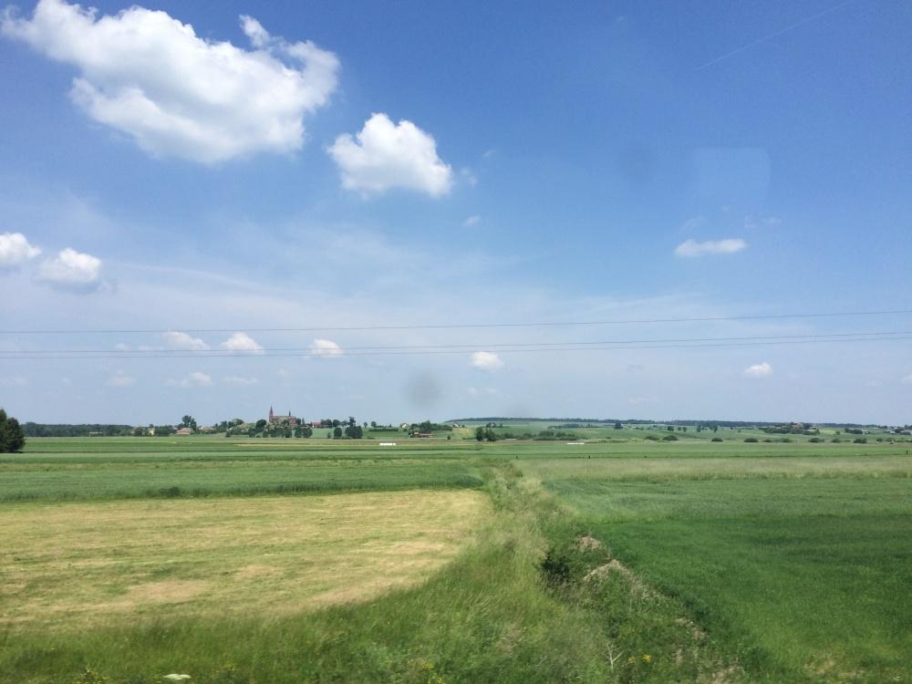 ポーランドの田園風景_6